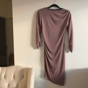Sexy asymmetrical maybe fitted dress